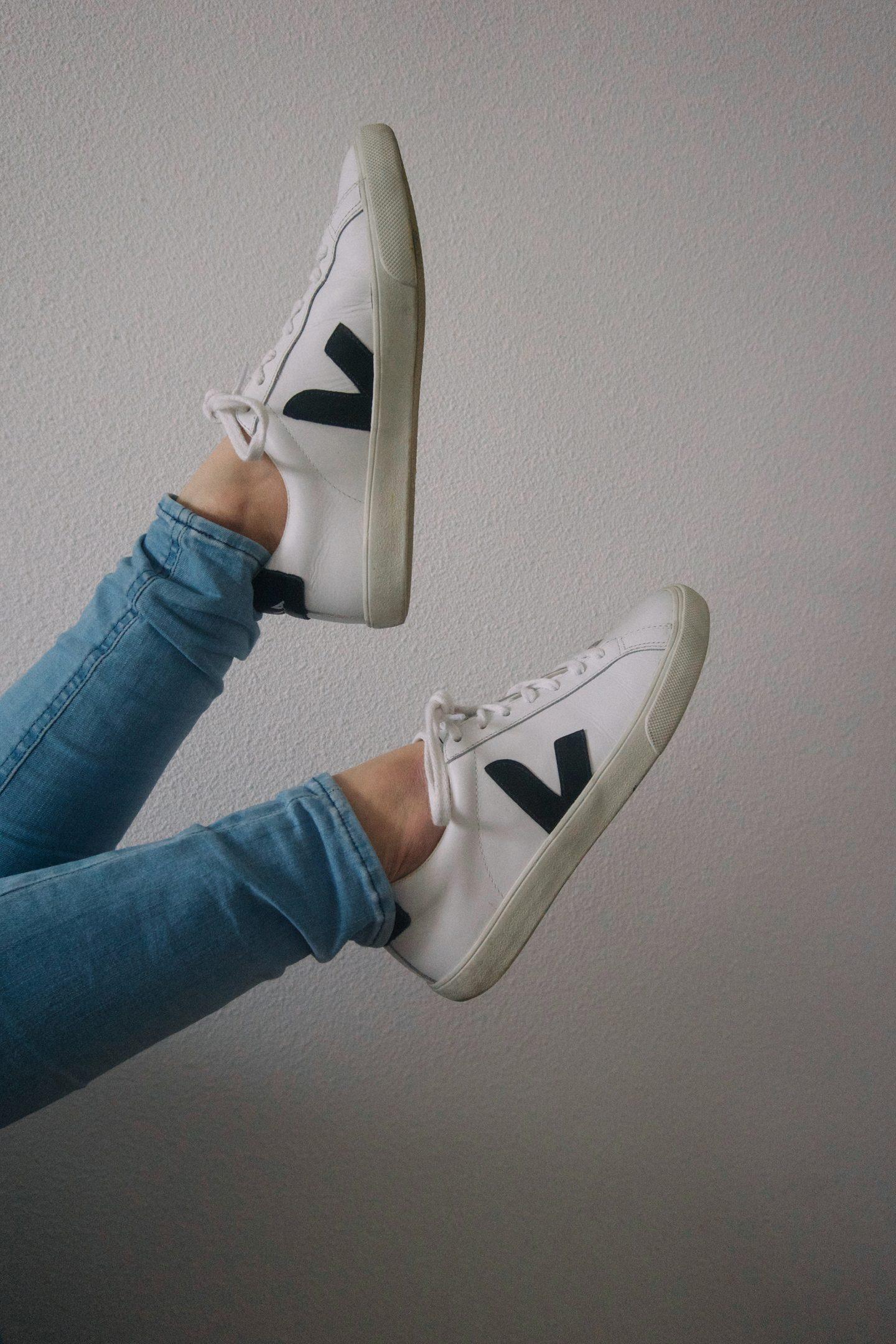 Mijn nieuwe Veja sneakers