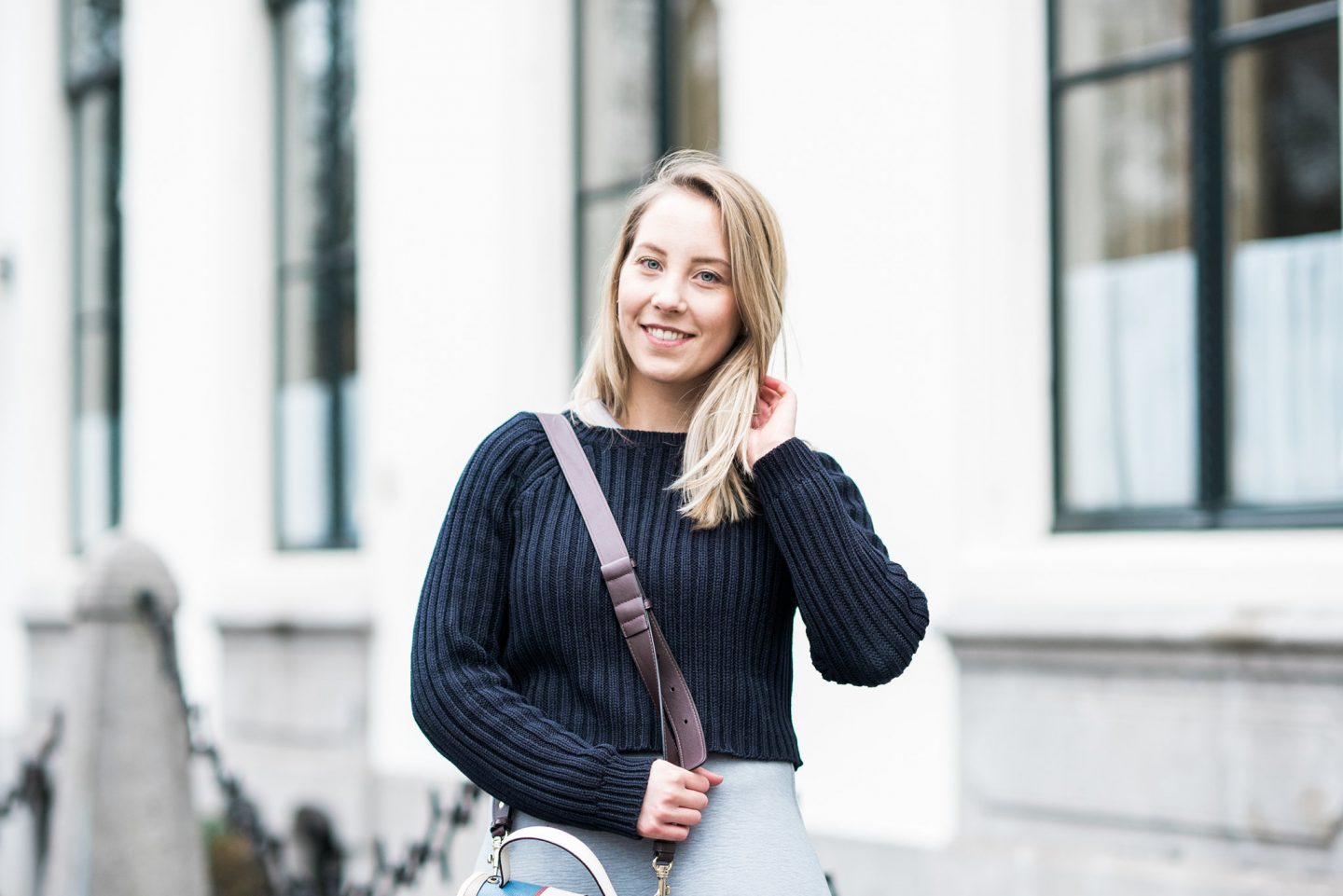 Outfit in Den Haag